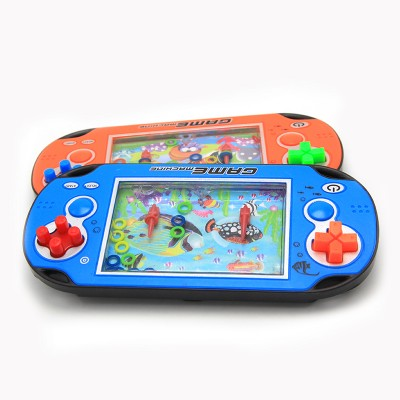 1 Lot(2pcs) Retro Water Ring Game Console
