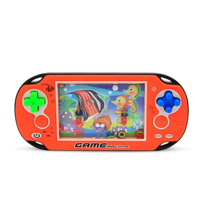 1 pcs Retro Water Ring Game Console