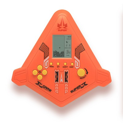 Cool Airplane Style Retro Children Classical Players Portable Tetris Console