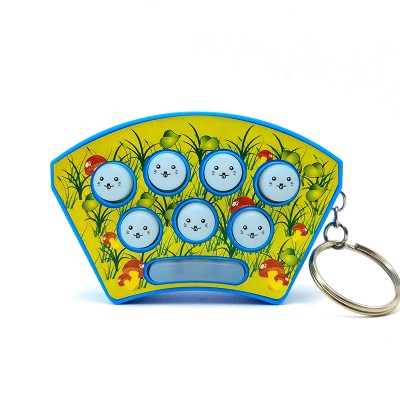 Mini Hamster Kids Console Key Chain