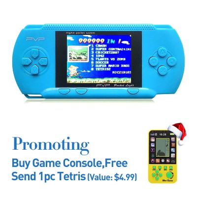 2.8 Inch Retro Game Handheld Player 8-Bit PVP Portable Game Console