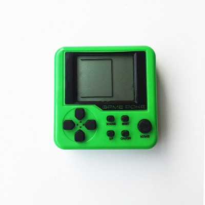 Mini Matchbox Tetris Kids Console
