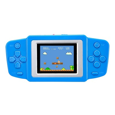 2.5 Inch LCD Handheld Portable Vedio Game Console Speaker (3 X AAA) or Li-polymer Battery 268 in 1 Games