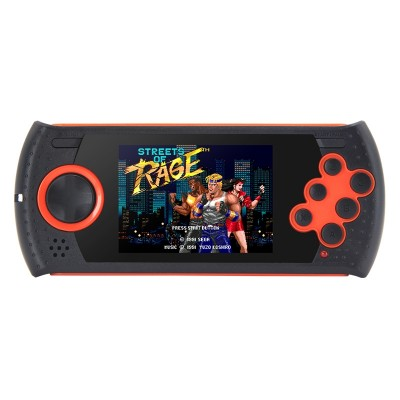 3.0 Inch Retro Game Handheld Player for Sega Game Console Built-in 1100 SEGA Games 16 Bit Video Game Console MP3 MP4 Console