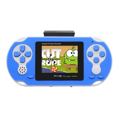 2.8 Inch Retro Game Handheld 999999 in 1 Classic Games Support AV Cable TV Output