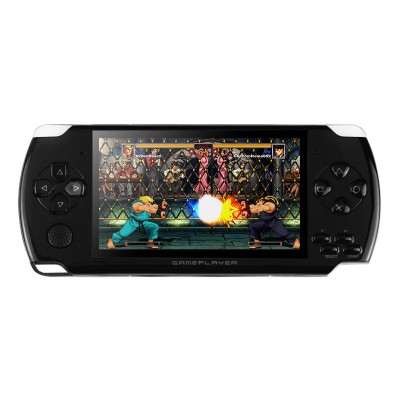 Handheld Game Console 8Gb Memory With Mp4 Mp5 Function Tablet Video Game Built In Thousand Sega Tetris NES Games