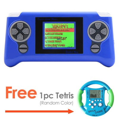 New LCD Color Screen Built-in 106 Retro Games Console