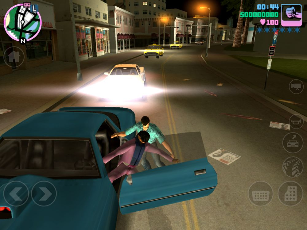 Blog - Grand Theft Auto: Vice City offers vehicular pleasures to ...