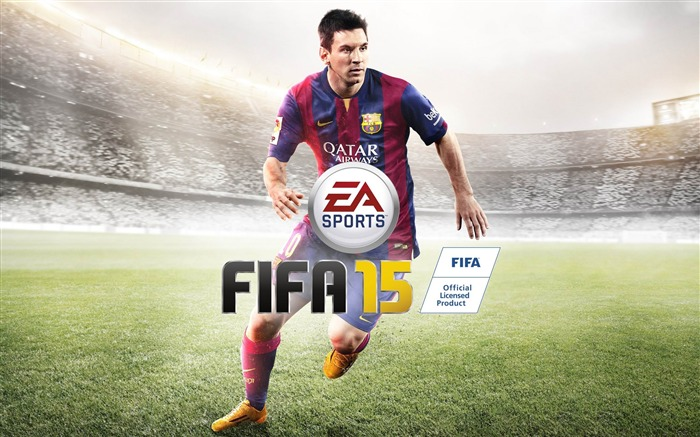 FiFa 15- the football game